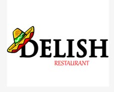 delish restaurant logo