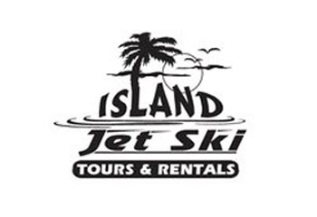 island jetski tours and rentals logo